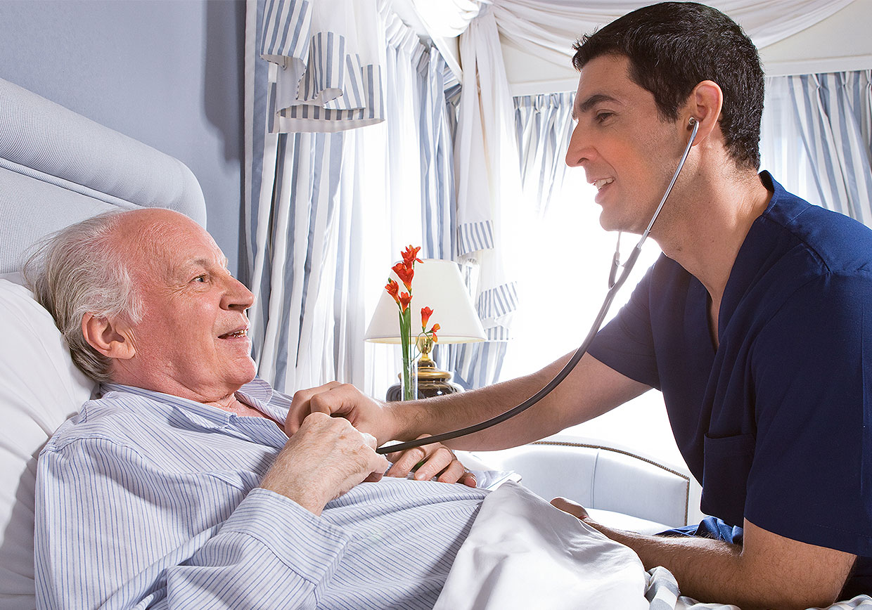 How to Maintain Your Health when Caring for Sick Loved Ones