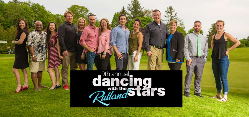 Image of Dancing with the Rutland Stars Cast for 2019