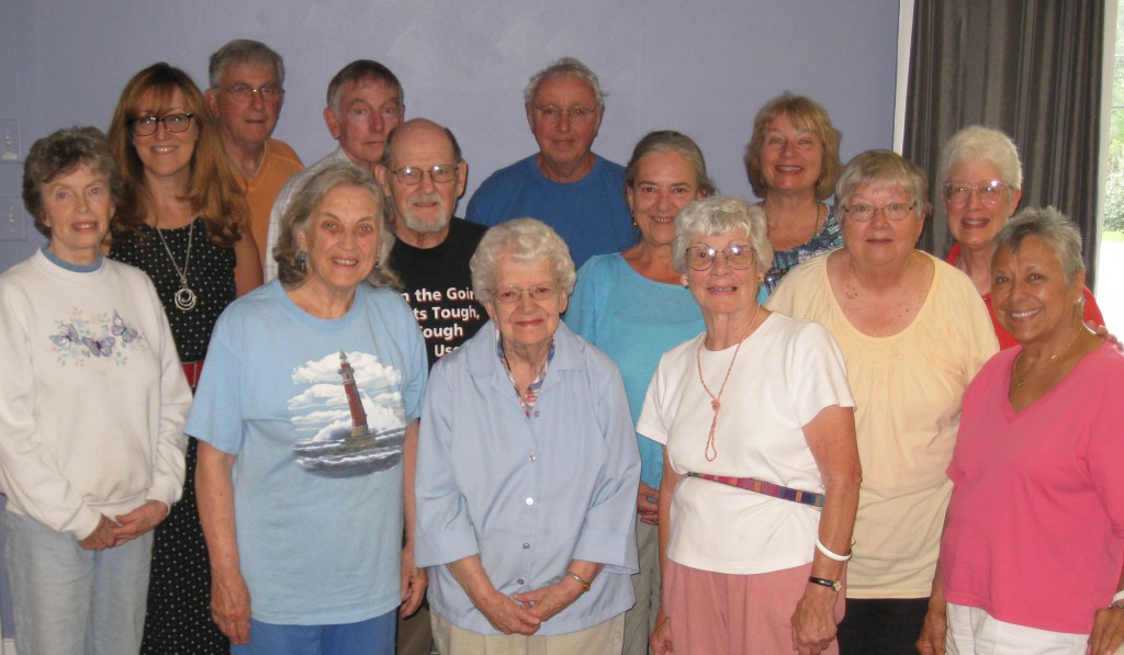 Hospice Serenity Singers
