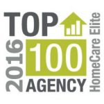 Top 100 Home Care Elite Logo