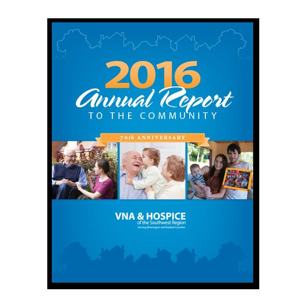 VNAHSR 2016 Annual Report