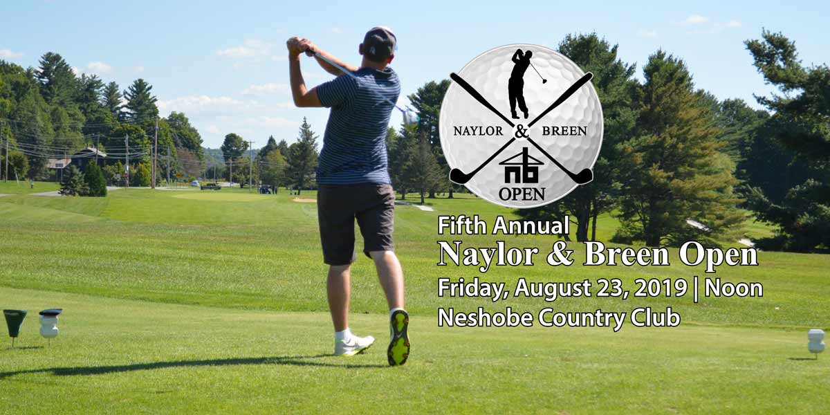 VNA & Hospice Golf Tournament 2019 Naylor&Breen