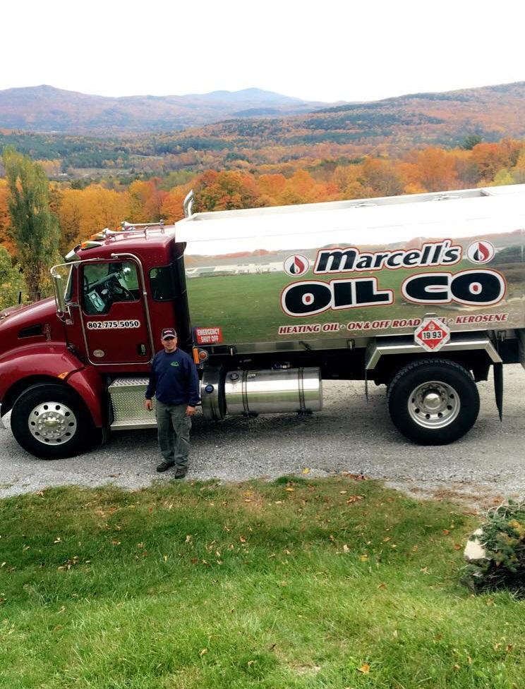 Marcel Oil Truck